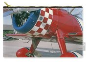 Old Biplane V Carry-all Pouch