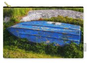 Old Blue Boat Carry-all Pouch