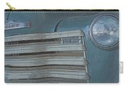 Old Blue Carry-all Pouch