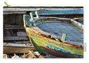 Old Boat - Lebanese Artist Zaher El- Bizri Carry-all Pouch