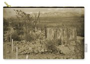 Old Boothill Cemetery Carry-all Pouch