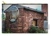 Old Brick Building Carry-all Pouch