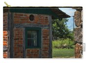Old Brick Shed Carry-all Pouch