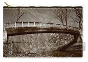 Old Bridge In Autumn Carry-all Pouch