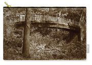Old Bridge In Summer Carry-all Pouch