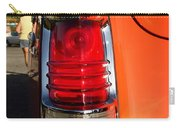 Old Car Tail Light Carry-all Pouch