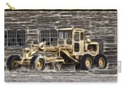 Old Cat Grader Carry-all Pouch