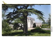 Old Cedar At Chateau Amboise Carry-all Pouch