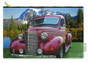 Old Chevy Pickup Ca5073-14 Carry-all Pouch