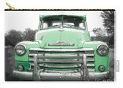 Old Chevy Pickup Truck Carry-all Pouch