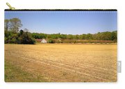 Old Chicken House On A Farm Field Carry-all Pouch