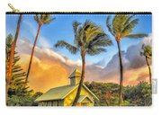 Old Church At Honokawai Maui Carry-all Pouch