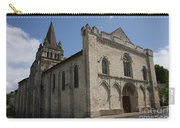 Old Church - Loire - France Carry-all Pouch