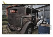 Old Classic Car Carry-all Pouch