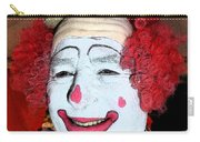 Old Clown Backstage Carry-all Pouch