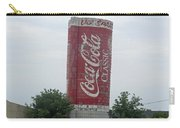 Old Coke Silo Carry-all Pouch