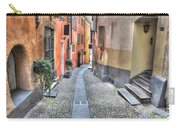 Old Colorful Stone Alley Carry-all Pouch