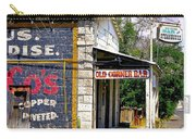 Old Corner Bar - Dayton - Nevada Carry-all Pouch