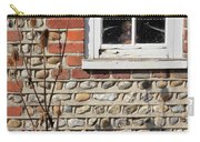 Old Cottage Window Sussex Uk Carry-all Pouch