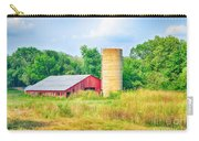Old Country Farm And Barn Carry-all Pouch