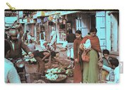 Old Delhi 1978 Carry-all Pouch