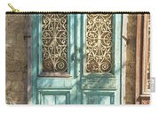 Old Door In Jersusalem Israel Carry-all Pouch
