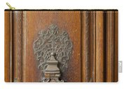 Old Door Knocker Carry-all Pouch