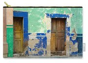 Old Doors, Mexico Carry-all Pouch