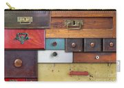 Old Drawers - In Utter Secrecy Carry-all Pouch