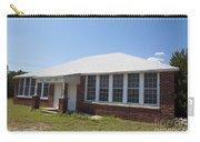 Old Duffau Schoolhouse Carry-all Pouch by Jason O Watson