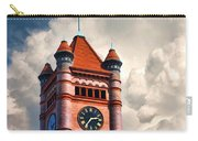 Old Dupage County Courthouse Clouds Carry-all Pouch