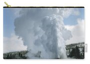 Old Faithful In Her Glory - Yellowstone Carry-all Pouch
