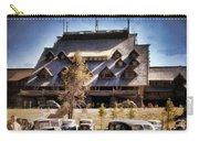Old Faithful Inn Yellowstone  Carry-all Pouch