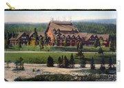 Old Faithful Inn Yellowstone Np 1928 Carry-all Pouch