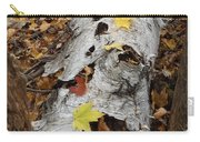 Old Fallen Birch Carry-all Pouch