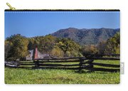 Old Farm House At Cades Cove Carry-all Pouch