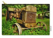 Old Farm Tractor Carry-all Pouch