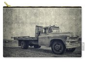 Old Farm Truck Cover Carry-all Pouch