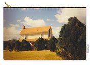 Old Farmhouse Landscape Carry-all Pouch
