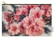 Old Fashion Azalea Carry-all Pouch
