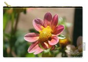 Old Fashion Dahlia Carry-all Pouch