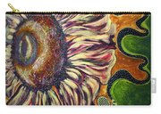 Old Fashion Flower 2 Carry-all Pouch