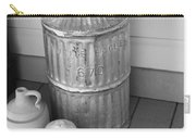 Old Fashion Milk Jug Carry-all Pouch