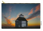Old Fashioned Corn-crib Sunrise Carry-all Pouch