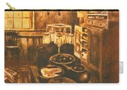 Old Fashioned Kitchen Again Carry-all Pouch