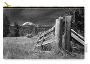 Old Fence At Mount Lassen Carry-all Pouch