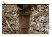 Old Fire Hydrant  Carry-all Pouch