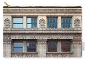 Old First National Bank - Building - Omaha Carry-all Pouch