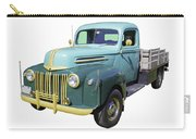 Old Flat Bed Ford Work Truck Carry-all Pouch