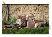 Old Flatbed International Truck Carry-all Pouch